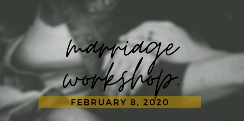 Marriage Workshop Springfield Assembly
