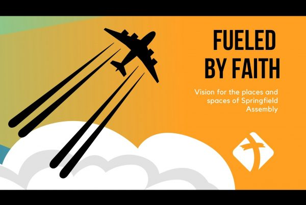 Fueled By Faith Building Updates